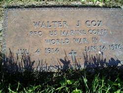 Walter J. Cox