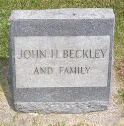 John H Beckley
