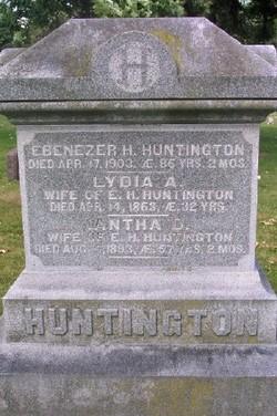 Ebenezer Hartshorn Huntington