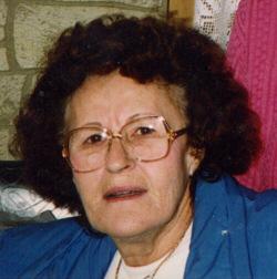 Clara Mae <I>McGale</I> Hendricks