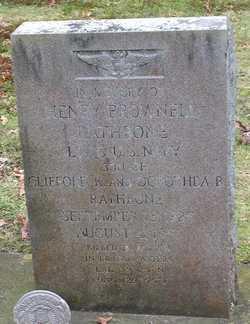 LTJG Henry Brownell Rathbone