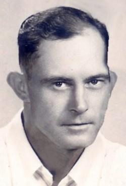 Pvt Boyd Burgess