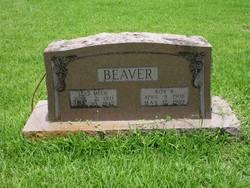 Roxie Lois <I>Meek</I> Beaver