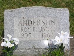 "Roy E ""Jack"" Anderson"