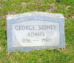 George Sidney Adams