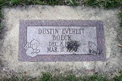 Dustin Everett Boeck