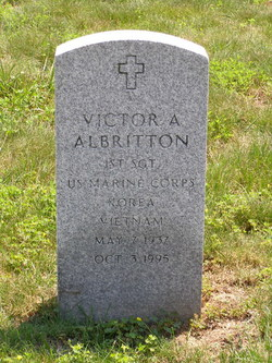 Victor A Albritton