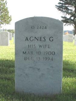 Agnes G Garbe