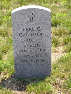Earl Gordon Garrison