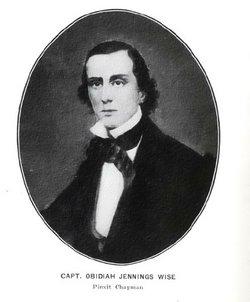Capt Obadiah Jennings Wise