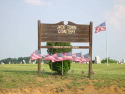Jack Town Cemetery