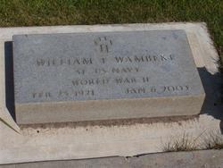 """William T """"Bill"""" Wambeke"""