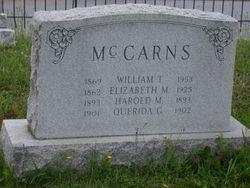 William T. McCarns