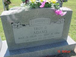 Troy D. Adams