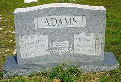 Milton A. Adams