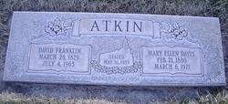 David Franklin Atkin