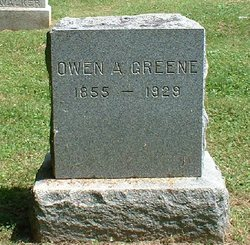 Owen A Greene