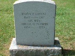 Byron P Greene