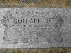 Marjory <I>Wiles</I> Dollarhide
