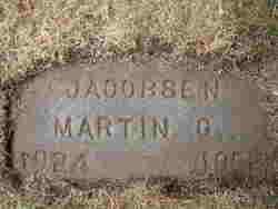 Martin G Jacobsen