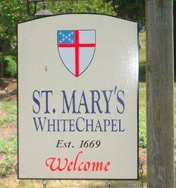 Saint Mary's Whitechapel Episcopal Churchyard