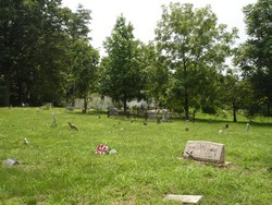Trough Hill Baptist Church Cemetery