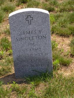 James V Singleton