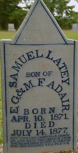 Samuel Latey Adair