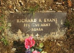 Richard R Evans