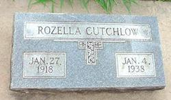 Rozella Cutchlow