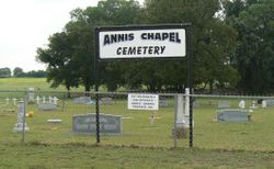 Annis Chapel Cemetery
