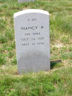 Nancy Imogene <I>Brodie</I> Simmons