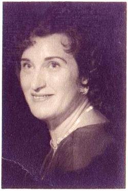 """Mary Francis """"Fanny"""" <I>Harding</I> Spalding"""