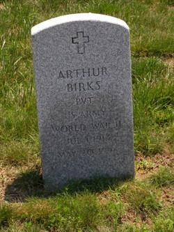 Arthur Birks