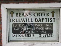 Beans Creek Cemetery