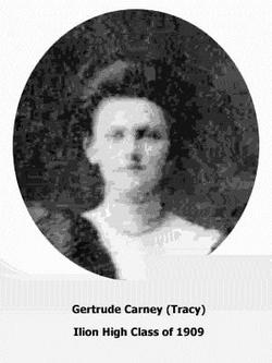 Gertrude Beatrice <I>Carney</I> Tracy
