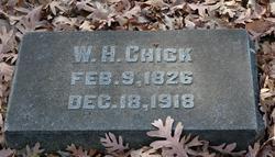 Washington Henry Chick