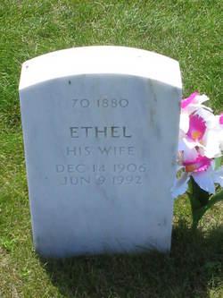 Ethel Cruikshank