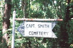 Captain Smiths Cemetery