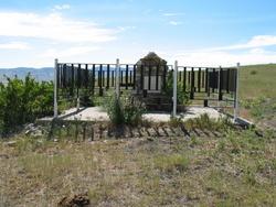 James Barnet Cole Burial Ground