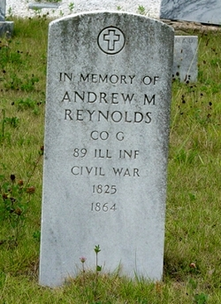 Andrew M. Reynolds