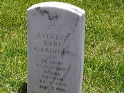 Everett Earl Gardiner