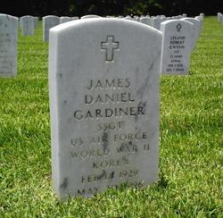 James Daniel Gardiner