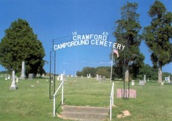 Crawford Campground Cemetery