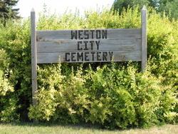 Weston City Cemetery