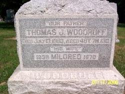 Thomas Jacob Woodruff