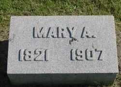 Mary Ann <I>Hopkins</I> Aikman
