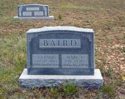 Mary Estella <I>Thompson</I> Baird