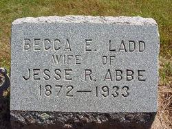 Becca E <I>Ladd</I> Abbe