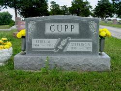 Sterling Vester Cupp